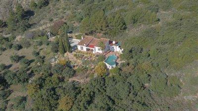 1 - Casarabonela, Villa