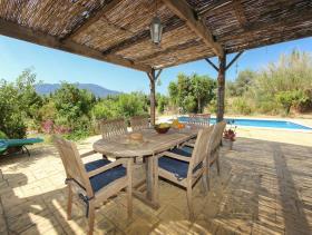Image No.1-Villa de 4 chambres à vendre à Alhaurín el Grande