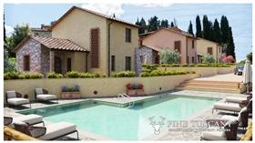 Image No.3-Villa de 3 chambres à vendre à Lajatico