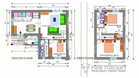 Image No.5-Villa de 3 chambres à vendre à Lajatico