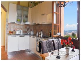 Image No.5-Appartement de 2 chambres à vendre à Lajatico