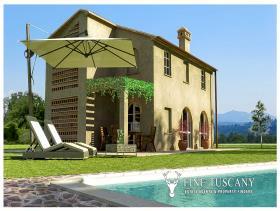 Image No.3-Ferme de 7 chambres à vendre à Palaia