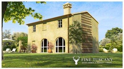 2-farmhouses-for-sale-in-Montefoscoli-Palaia-Tuscany-Italy---3