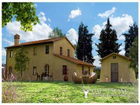 Image No.6-Ferme de 7 chambres à vendre à Palaia