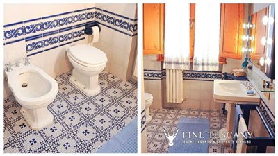Villa-for-sale-in-Bientina--Tuscany--Italy---Shower-room