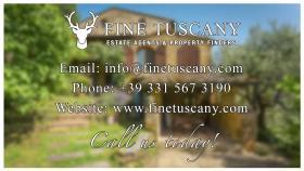 Image No.28-Maison de campagne de 4 chambres à vendre à Volterra