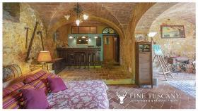 Image No.4-Maison de campagne de 4 chambres à vendre à Volterra
