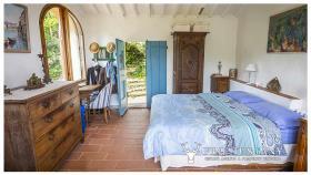 Image No.10-Maison de campagne de 4 chambres à vendre à Volterra
