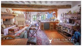 Image No.13-Maison de campagne de 4 chambres à vendre à Volterra