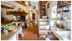 Image No.18-Maison de campagne de 4 chambres à vendre à Volterra