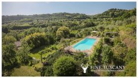 Image No.27-Maison de campagne de 4 chambres à vendre à Volterra