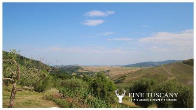 Fully-detached-stone-house-for-sale-in-Volterra-Pisa-Tuscany-Italy-5