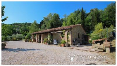 Fully-detached-stone-house-for-sale-in-Volterra-Pisa-Tuscany-Italy-9