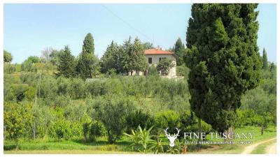 Period-villa-for-sale-in-Palaia-Pisa-Tuscany-14