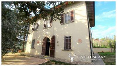 Period-villa-for-sale-in-Palaia-Pisa-Tuscany-15