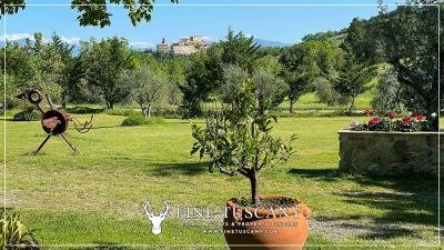 Stone-Farmhouse-with-land-for-sale-between-Siena-and-Grosseto-Tuscany-Italy-75
