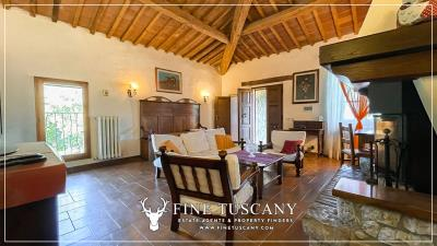 Stone-Farmhouse-with-land-for-sale-between-Siena-and-Grosseto-Tuscany-Italy-86