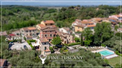 Condo-Apartment-with-shared-pool-for-sale-in-Ripoli--Casciana-Terme-Lari--Pisa--Tuscany--Italy-21a