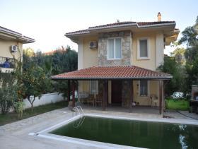 Image No.0-Villa de 3 chambres à vendre à Göcek