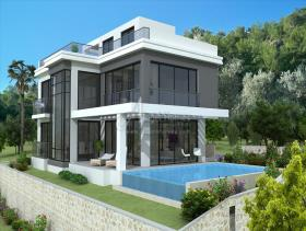 Faralya, Villa