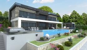 Image No.1-Villa de 5 chambres à vendre à Ovacik