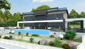 Image No.2-Villa de 5 chambres à vendre à Ovacik