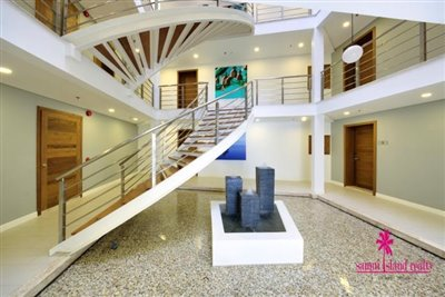 Choeng-Mon-Apartments-For-Sale-Koh-Samui-Internal-Stairs