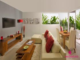 Image No.4-Appartement de 1 chambre à vendre à Choeng Mon