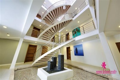Choeng-Mon-Apartments-For-Sale-Koh-Samui-Staircase