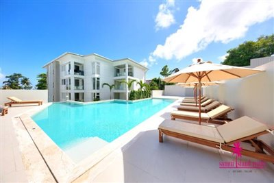 Choeng-Mon-Apartments-For-Sale-Koh-Samui-Sun-Terrace-Loungers