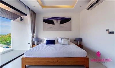 Choeng-Mon-2-Bedroom-Townhouses-Samui-MAster