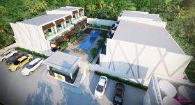 Image No.12-Maison de ville de 2 chambres à vendre à Choeng Mon