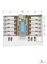 Image No.15-Maison de ville de 2 chambres à vendre à Choeng Mon