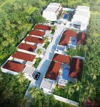 Image No.14-Maison de ville de 2 chambres à vendre à Choeng Mon