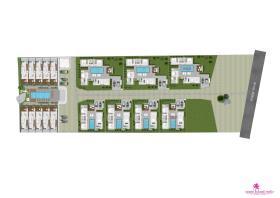 Image No.16-Maison de ville de 2 chambres à vendre à Choeng Mon