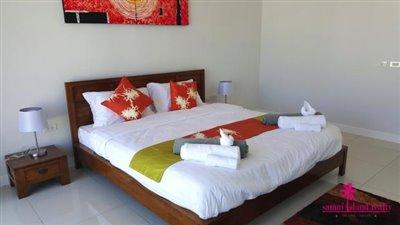 Choeng-mon-townhouses-for-sale-koh-samui-bedroom-3