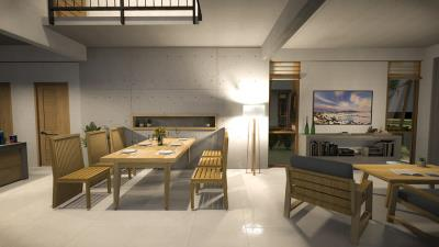 Tree-House-Villa-Ko-Samui-Dining