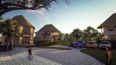 Tree-House-Villa-Ko-Samui-Parking