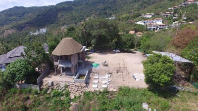 Tree-House-Villa-Ko-Samui-Aerial-Front
