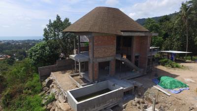 Tree-House-Villa-Ko-Samui-Construction