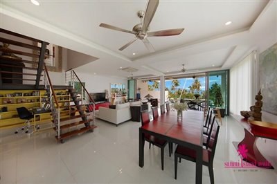 Bang-Rak-3-Bedroom-Villas-For-Sale-Open-Plan-Living
