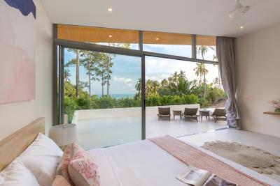 Samui-Oasis-Development-Villa-Bijou-Bedroom-View