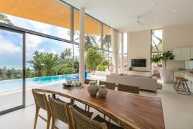Image No.1-Villa de 3 chambres à vendre à Lamai
