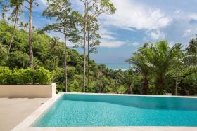 Image No.7-Villa de 3 chambres à vendre à Lamai