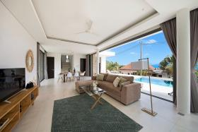 Image No.2-Villa de 3 chambres à vendre à Bo Phut