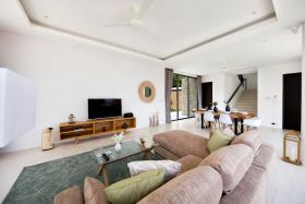 Image No.3-Villa de 3 chambres à vendre à Bo Phut