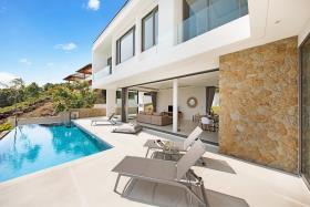 Image No.0-Villa de 3 chambres à vendre à Bo Phut