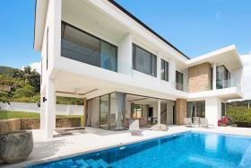 Image No.20-Villa de 3 chambres à vendre à Bo Phut
