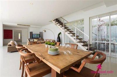 modern-sea-view-villa-for-sale-koh-samui-dining-table