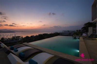 modern-sea-view-villa-for-sale-koh-samui-pool-at-night